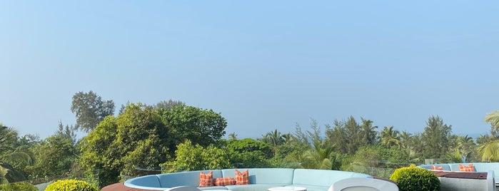W Goa is one of Posti che sono piaciuti a Srinivas.