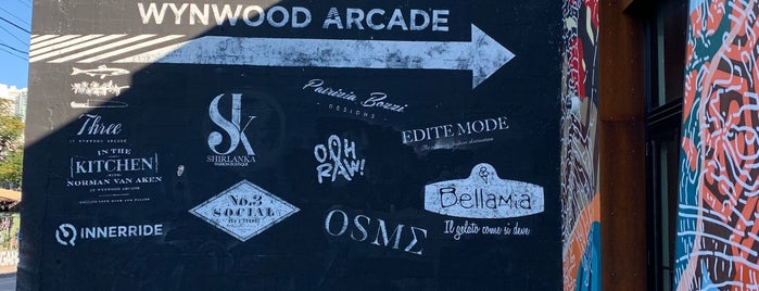 Wynwood Arcade is one of Orte, die Danyel gefallen.