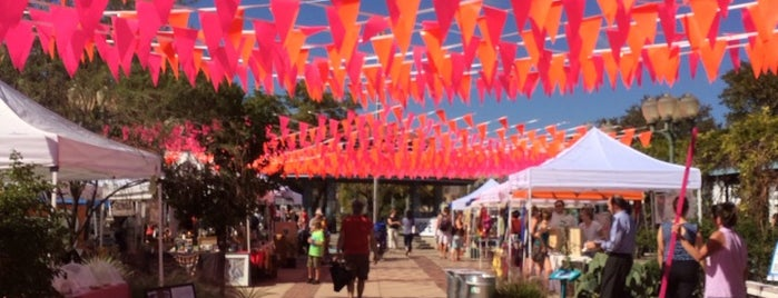 HOPE Farmers Market is one of austin city limits.