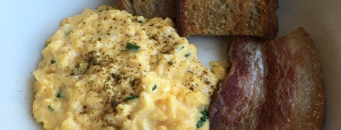 Emmer & Rye is one of Austin Brunch.