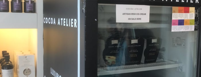 Cocoa Atelier is one of Dublin.