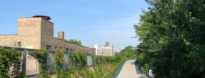 Bloomingdale Trail — The 606 is one of Chicago, IL.