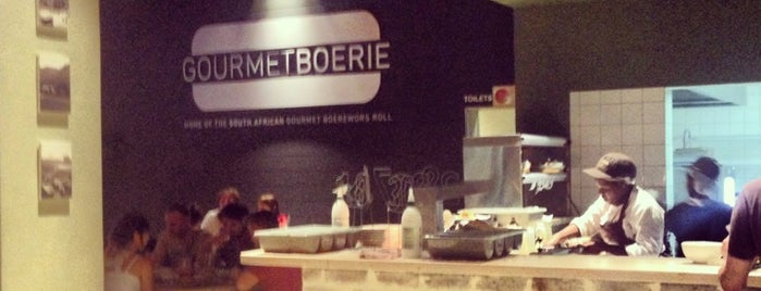 Gourmet Boerie is one of Cape Town: A week in the Mother City!.