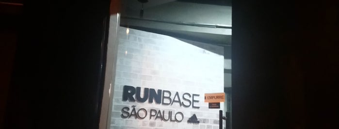 adidas Runbase is one of Lugares favoritos de Gabi.