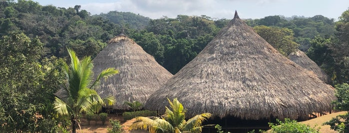 Embera Indian Village is one of Panama.