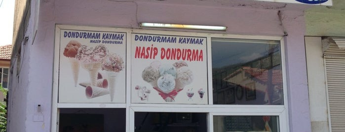 Dondurmam Gaymak Nasip Dondurma is one of Ege ve Akdeniz.