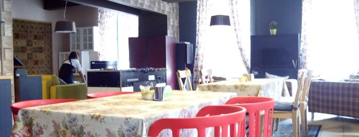Коммуналка / Kommunalka Bar & Kitchen is one of Lieux sauvegardés par Ksunya.