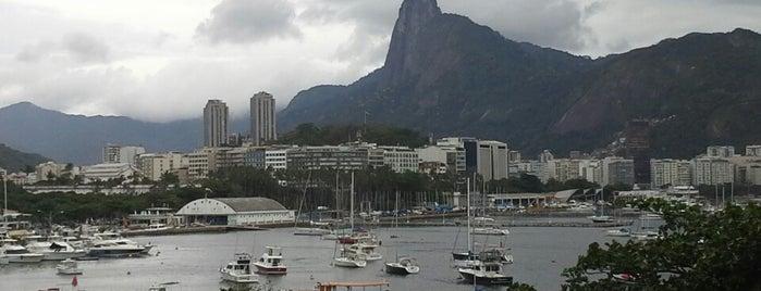 Hotelinho da Urca is one of Jugdar'ın Beğendiği Mekanlar.