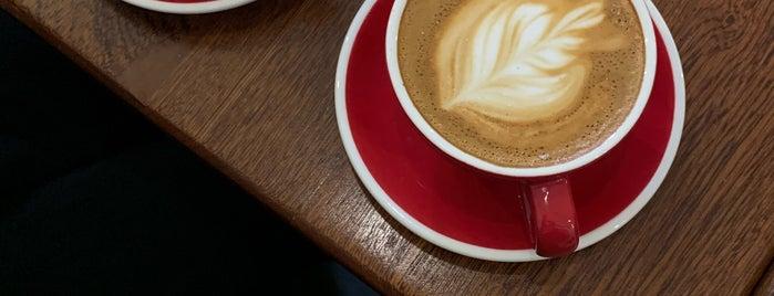 Rawka Speciality Coffee is one of Riyadh Cafe.
