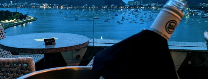 The Rooftop is one of Rio de Janeiro.