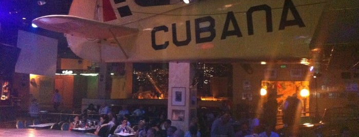 Habana Café is one of CUBA THINGS TO DO.