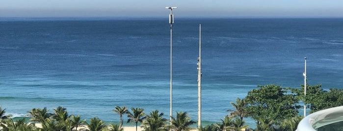 Sheraton Barra Rio de Janeiro Hotel is one of Alejandro : понравившиеся места.