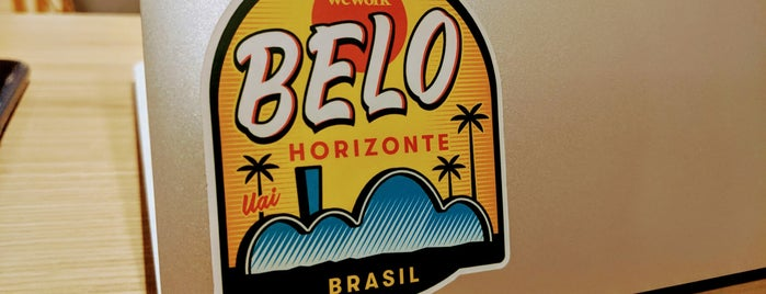 Belo Horizonte is one of Adrianoさんの保存済みスポット.