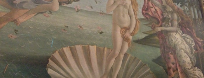 Sala Botticelli is one of Orte, die Richard gefallen.