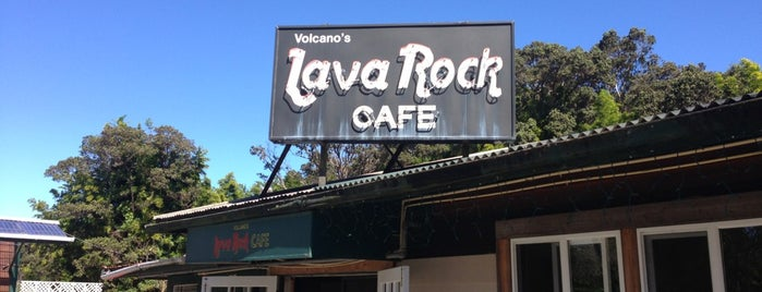 Lava Rock Cafe is one of Hawaii Trip 2013.