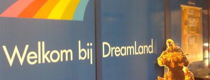 DreamLand is one of สถานที่ที่ GÜLŞEN ถูกใจ.