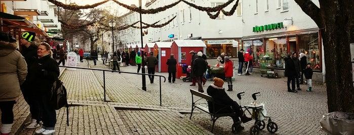 Hökarängens centrum is one of Maria'nın Beğendiği Mekanlar.