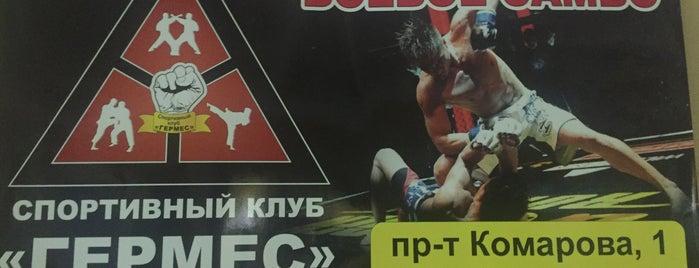 Спортмайданчик НАУ is one of Площадки для занятий спортом в Киеве.