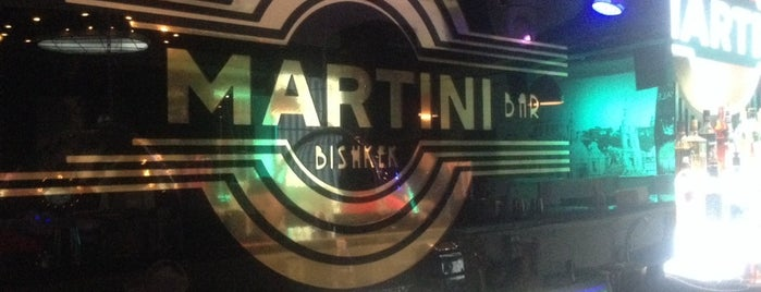 Martini Lounge is one of Lugares favoritos de Ali.