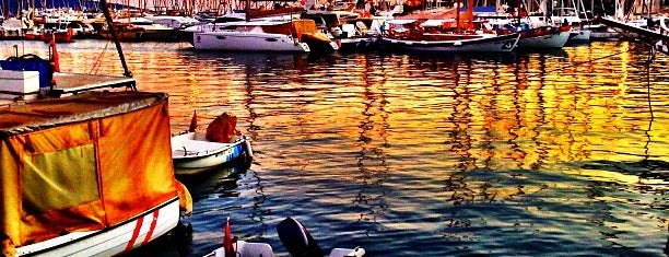 Milta Bodrum Marina is one of Bodrum ♡ Bodrum.