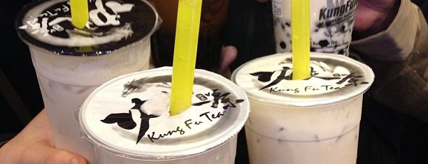 Kung Fu Tea is one of New York to dos.