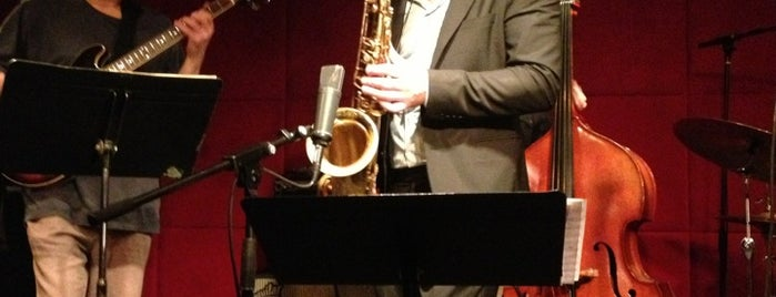 Jazz Standard is one of New York City.