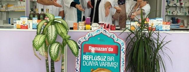 Adar Eczanesi is one of Lugares guardados de Aşkın.