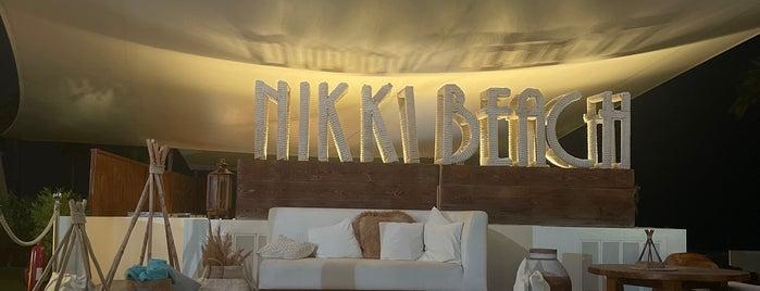 Nikki Beach Club is one of dubai.