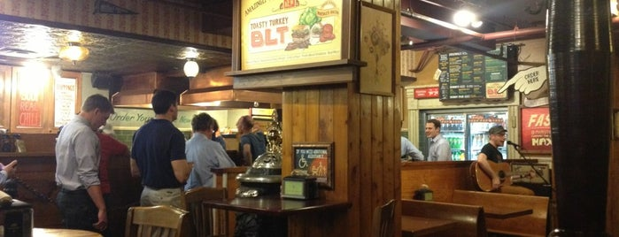 Potbelly Sandwich Shop is one of Amex Offers - Chicago.