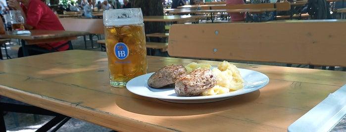 Biergarten Hofbräukeller is one of München 2.