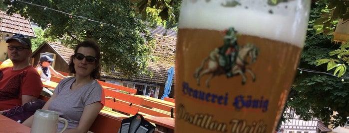 Brauerei Hönig - Gasthof Zur Post is one of birra.