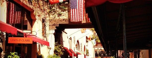 La Arcada Bistro is one of Santa Barbara.