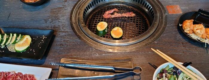 Gyu-Kaku Japanese BBQ is one of Denver.