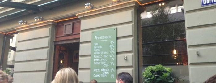 Fischermanns' is one of Tempat yang Disimpan merrykay_cgn.