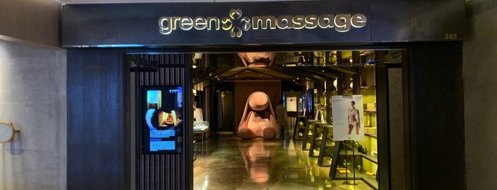 Green Massage is one of Hai.