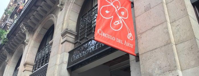 Círculo del Arte is one of Barcelona+.