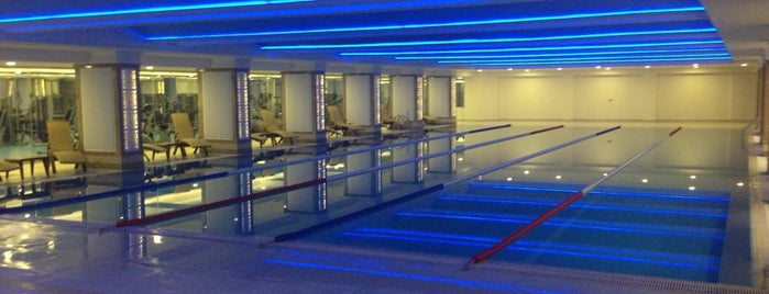 Kampüsaray Fitness & Health Club / SPA is one of Ali 님이 좋아한 장소.