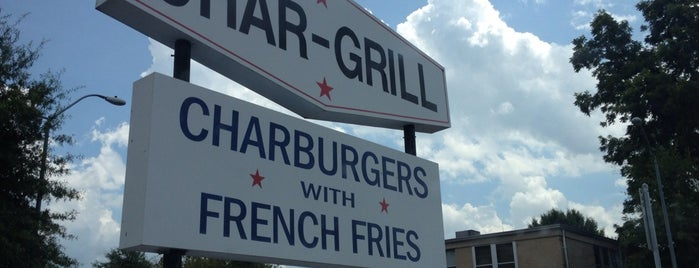 Char-Grill is one of Raleigh Favorites.