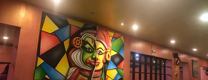Delhi Dhaba is one of indisch.