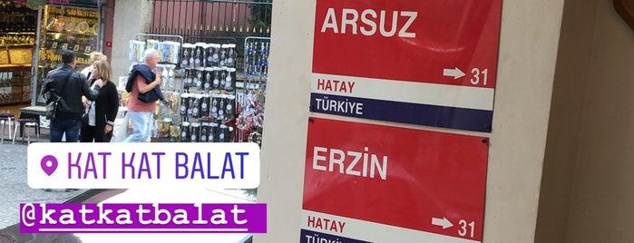 Katkatbalat Cafe & Restaurant is one of Istanbul.