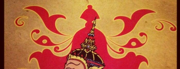 Bangkok Thai Restaurant is one of Comer en Madrid.