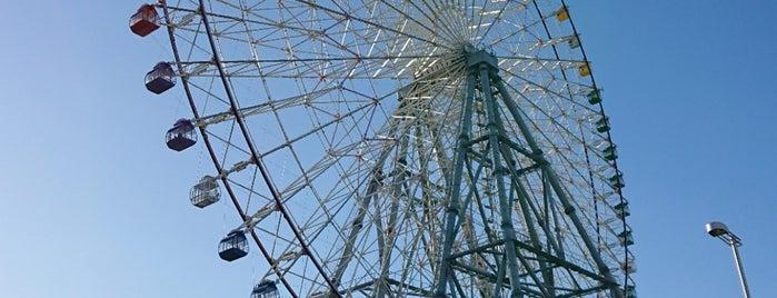 天保山公園 is one of Shankさんのお気に入りスポット.