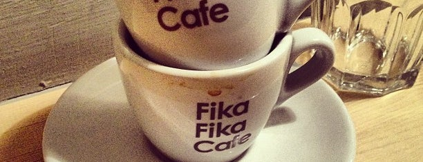 Fika Fika Cafe is one of Taipei.