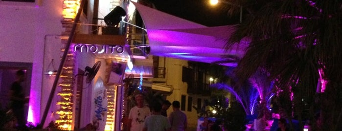 Mojito Lounge & Club is one of Kalkan Kas Tatili.