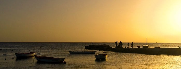 Surf and Turf is one of curaçao.