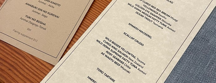 Sushi Hakko is one of SF.