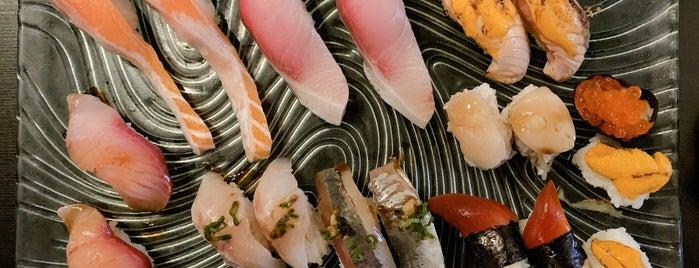 One Piece Sushi is one of Posti salvati di Abhinav.