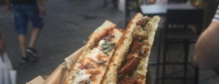 Fresco & Toast is one of NAPOLI.