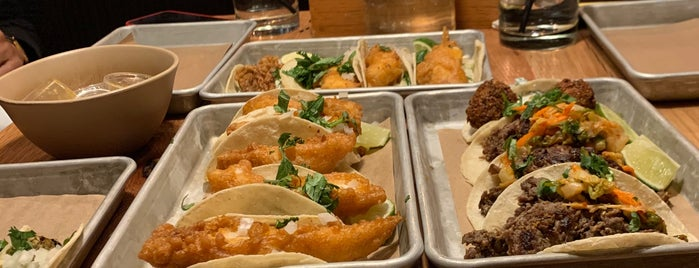 bartaco is one of Lunch X Dinner.