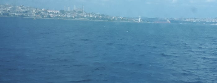 İDO Bursa-Yenikapı Vapuru is one of Orte, die Erkan gefallen.